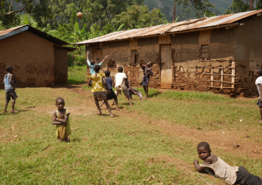 Illustration photo Uganda