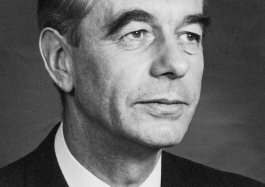Professor Ernst Selmer