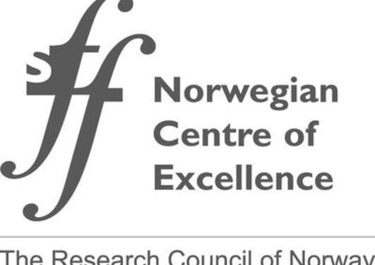 Logo: Norwegian Centre of Excellence