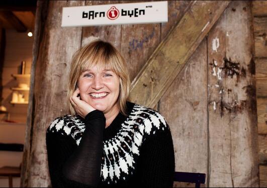 Siri Breistein, redaktør, Barn i Byen, månedens alumn, Universitetet i Bergen