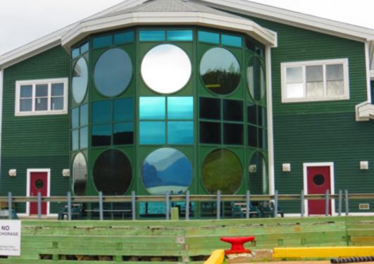Marine Research Station Bonne Bay