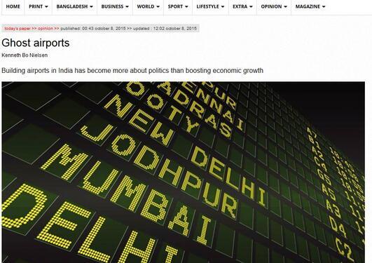 Screenshot: Dhaka Tribune