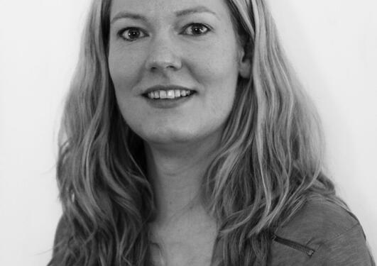 Portrait of Trude Skogstrand
