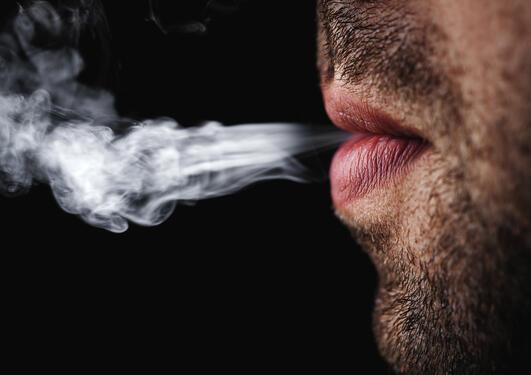 Smoking fathers