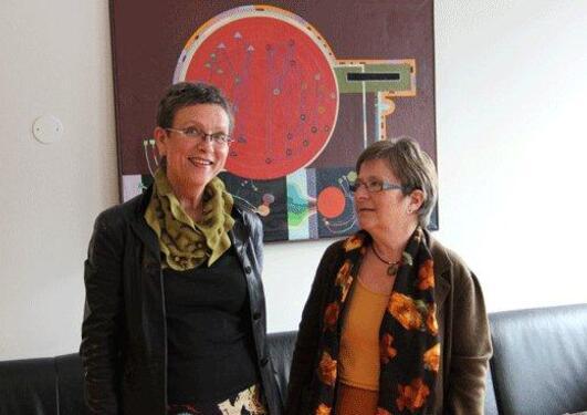 Bilde av prisvinnerne av Spurveugleprisen 2012