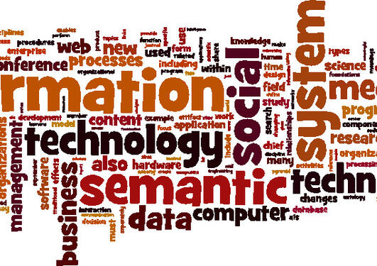 [word cloud for social and semantic information systems]