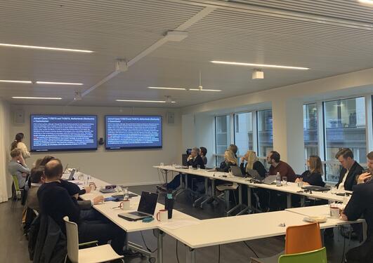 Workshop om Noreg si tilknytning til finansmarknaden i EU
