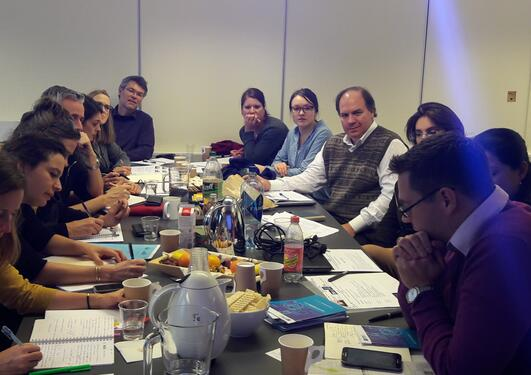 Energethics stakeholder workshop