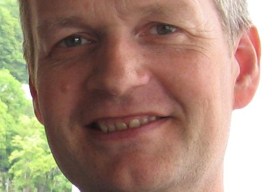 Portrett av Ståle Øvrebø