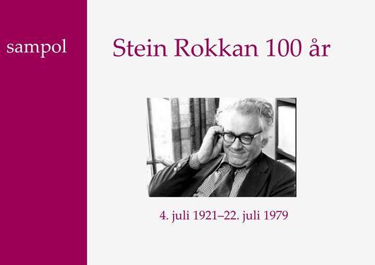 Stein Rokkan 100 år