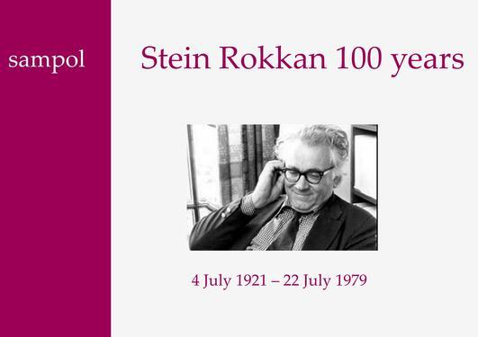 Stein Rokkan