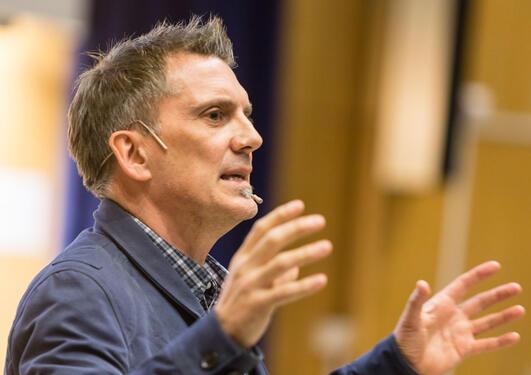 Bjørn Stensaker. Photo credit: NTNU