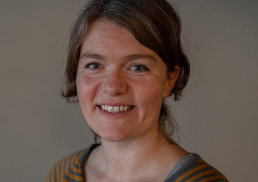 Portrait of Stina Oseland
