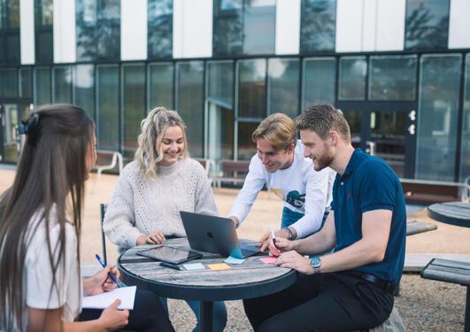 Studenter Bergen Entrepeneurship Academy