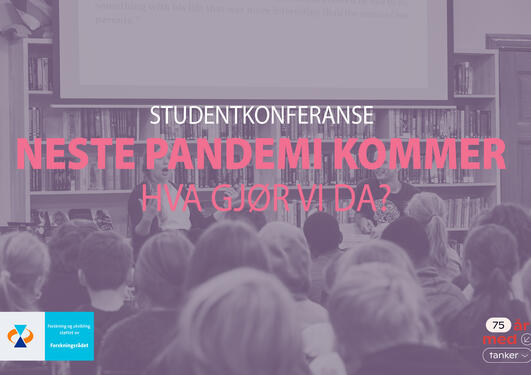 Studentkonferanse pandemi