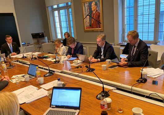 Styremøte ved UiB torsdag 28. november