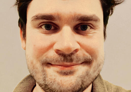 Portrait of Andre Sulen.
