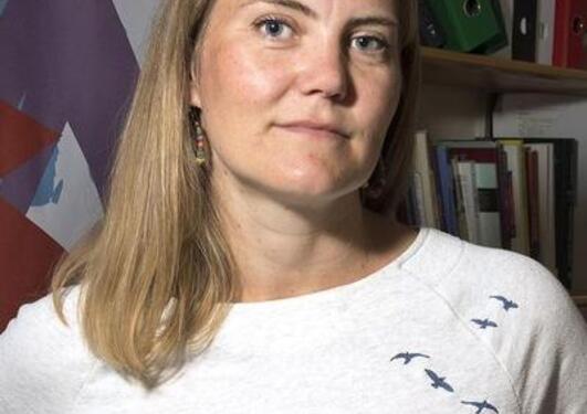 Postdoktor Susanne Bygnes