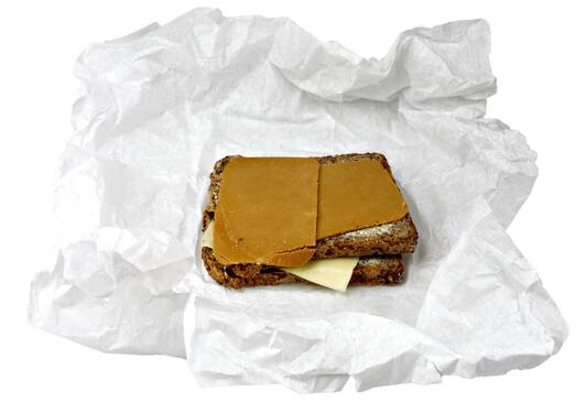 Foto av matpakke