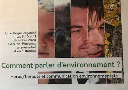 Comment parler de l'environnement ?