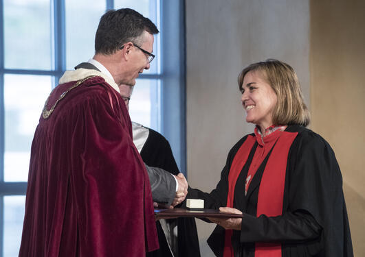 professor Katherine Jane Willis