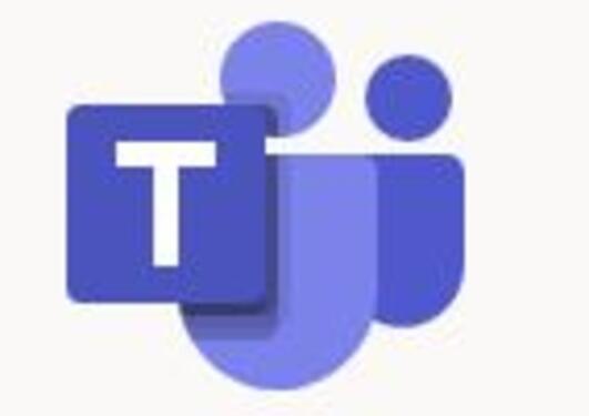 Bildet viser ikonet til Teams..