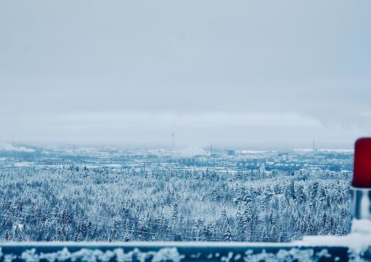 Cold trip in the North - Tampere, Finland