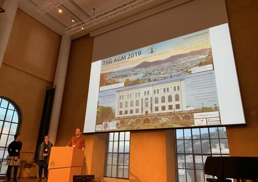TGS International Conference 2019 Bergen