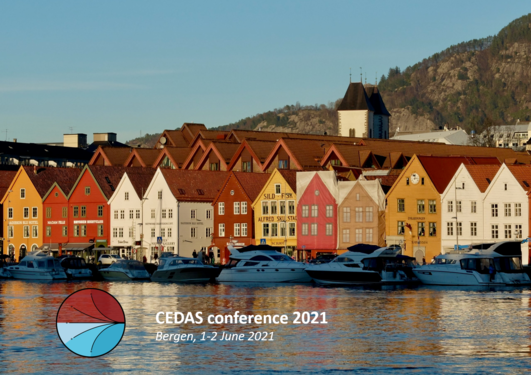 CEDAS conference 2021 in Bergen