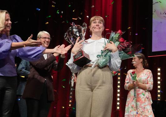 Tora vant Forsker Grand Prix