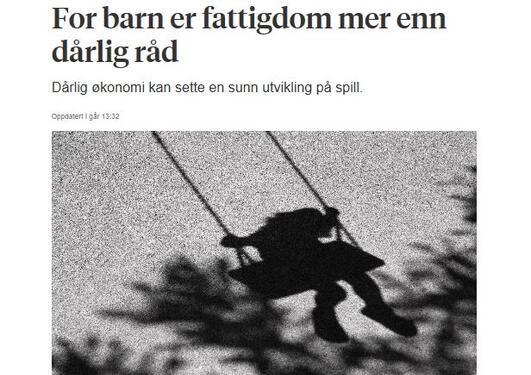 Bilde av debattinnlegget i BT skrevet av Tormod Bøe