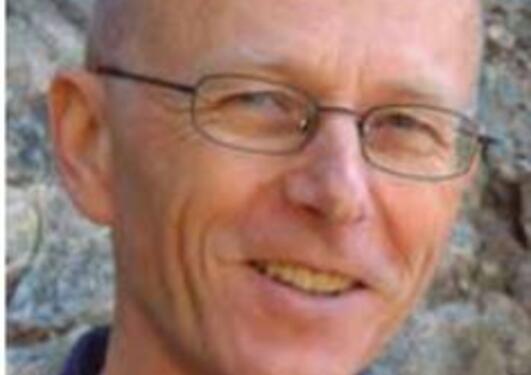 Professor Torvid Kiserud