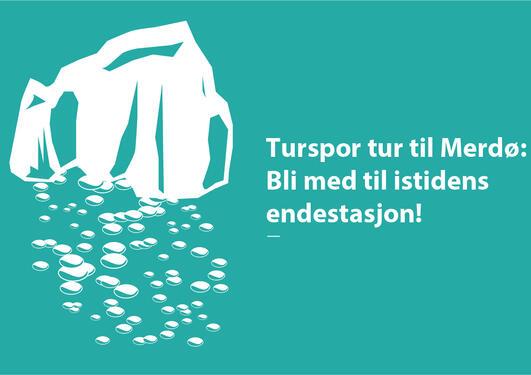 Illustrasjon til arrangementet Tursor til Merdø