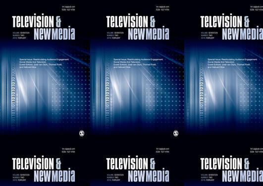 Spesialnummer av tidsskriftet Television & New Media