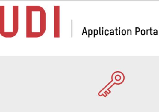UDI's Application Portal