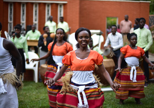 Celebration Makerere