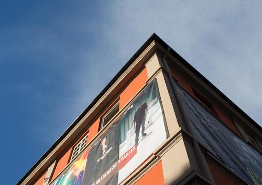 Bilde av Kvarterets fasade
