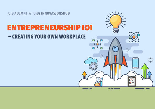 Entrepreneurship 101 - Creating your own workspace