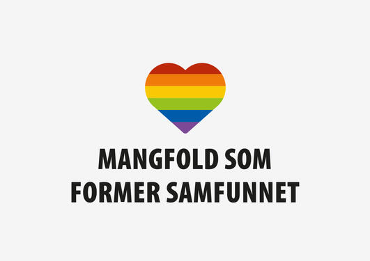 MANGFOLD SOM FORMER SAMFUNNET