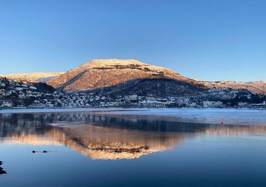 Picture of Ulriken mountain