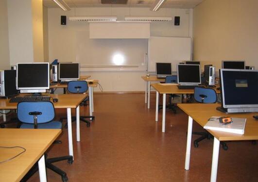 Undervisningsrom, PC-rom