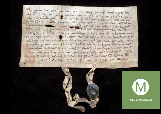 Universitetsbibliotekets middelalderdag