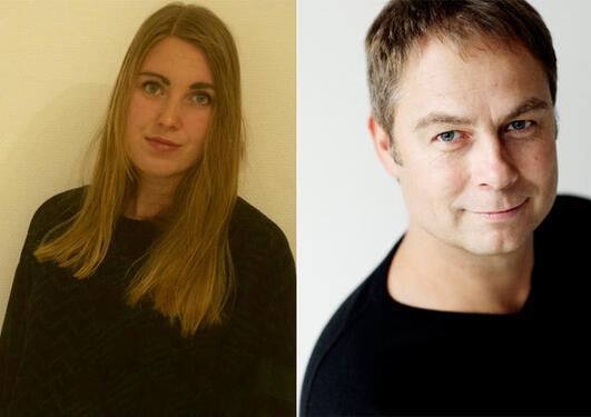 Ida Andersen og Jens E. Kjeldsen