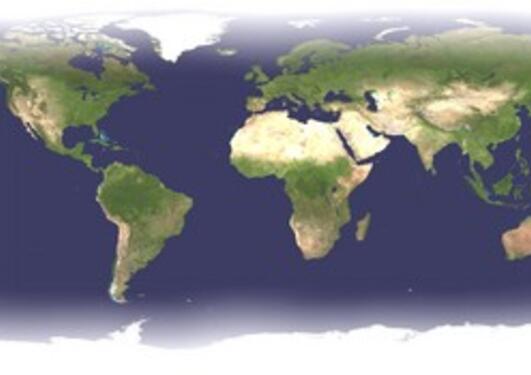 Et verdenskart
