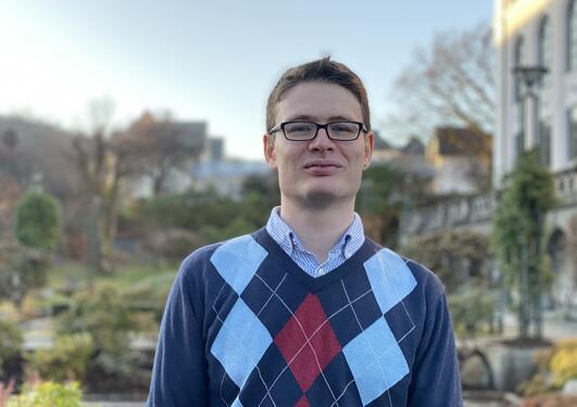 Vadim Kimmelman - pris for unge forskere 2019