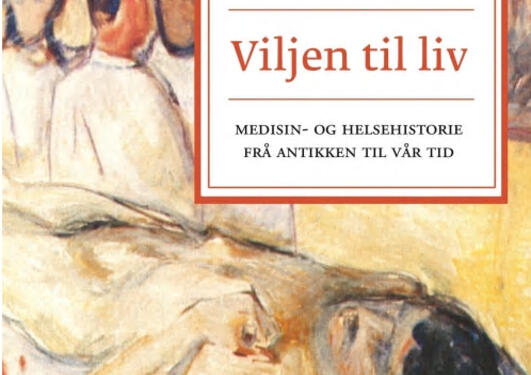 Ny bok: Viljen til liv