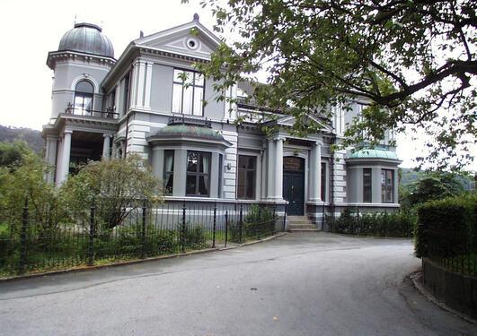 Villaveien 9.