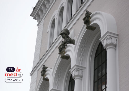 Naturhistorisk museum - fasade