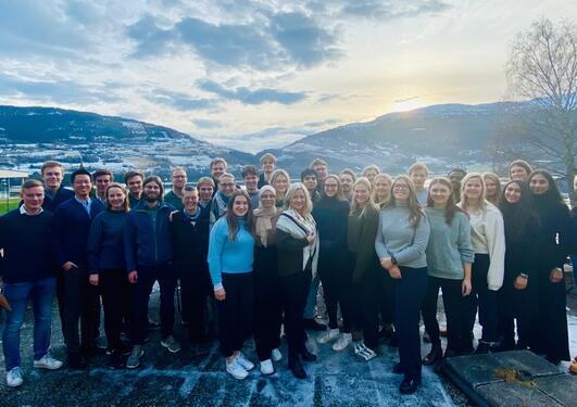 Deltakere ved Voss-seminaret 2019