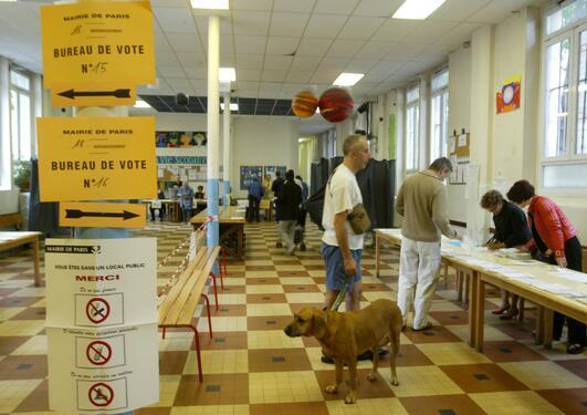 - Sjokkerende når EU-skeptikerne blir de største partiene i valget både i flere land